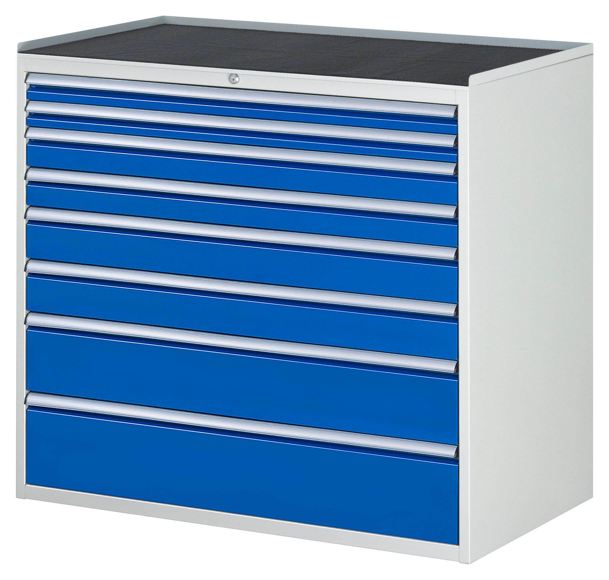 Schubladenschränke | Betriebseinrichtung | Sieper Lagertechnik