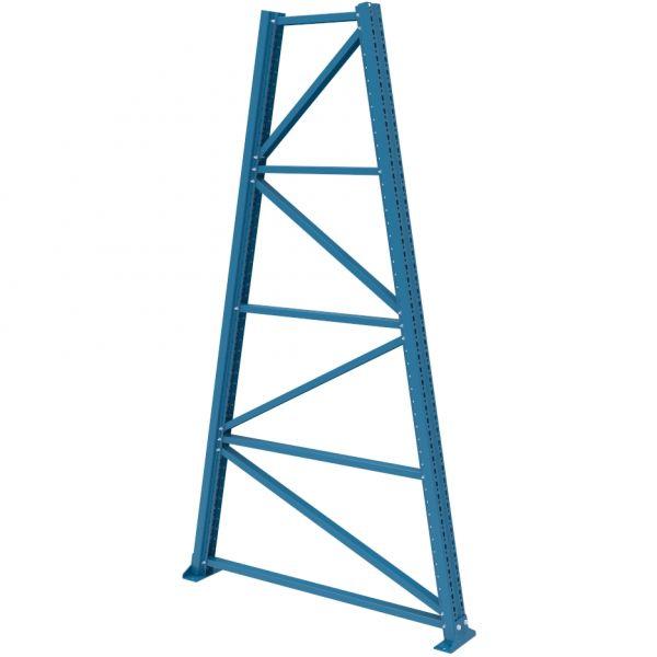 Rahmen zweiseitig H 2500 T 1400 mm, 10° Neigung