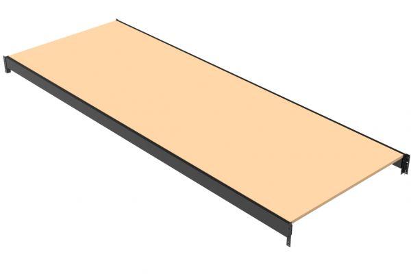 Zusatzebene SL10 L 2700 x B 1000 mm, mit Spanplatte