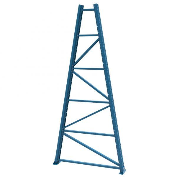 Rahmen zweiseitig H 3000 T 1400 mm, 10° Neigung