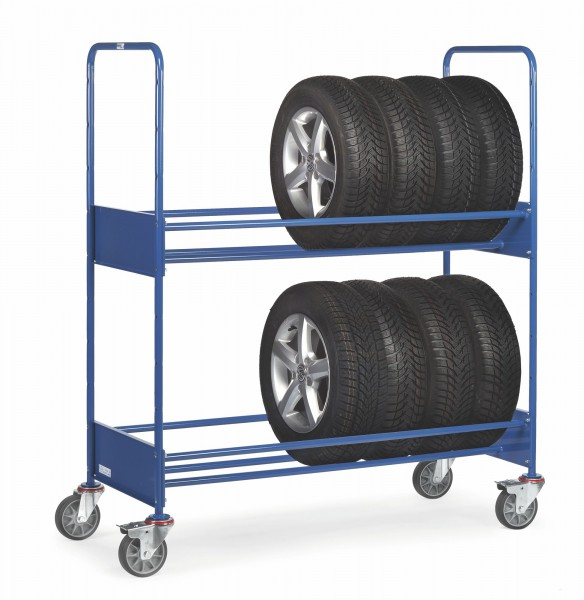 fetra 4586 Reifenwagen