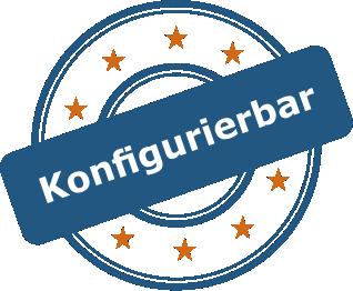 Siegel-Konfigurierbar