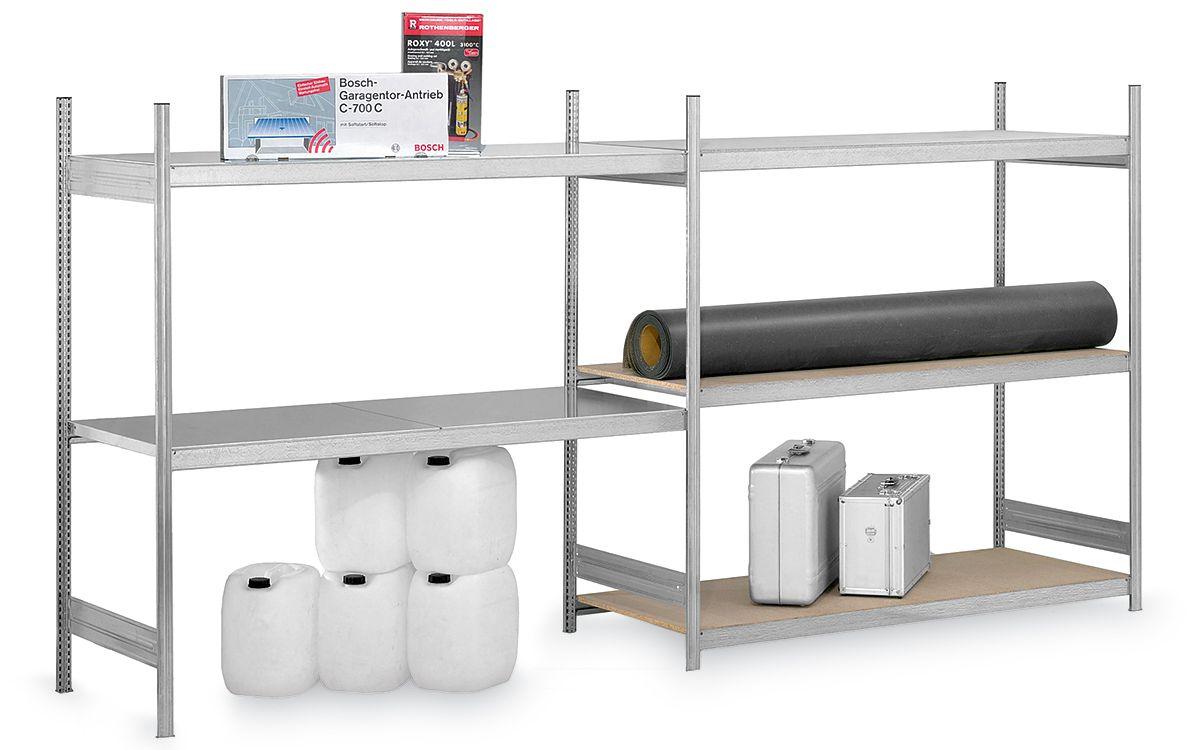 Sieper-Lagertechnik-Grossfachregale