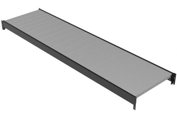 Zusatzebene SL10 L 2250 x B 600 mm, mit Stahlpaneelen